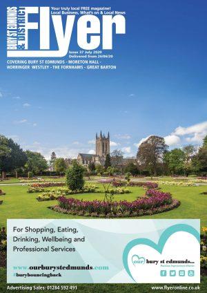 Bury St Edmunds Flyer July edition