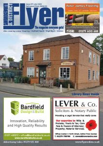 Sawbridgeworth Flyer July2020