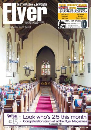 Thurston and Ixworth Flyer September edition